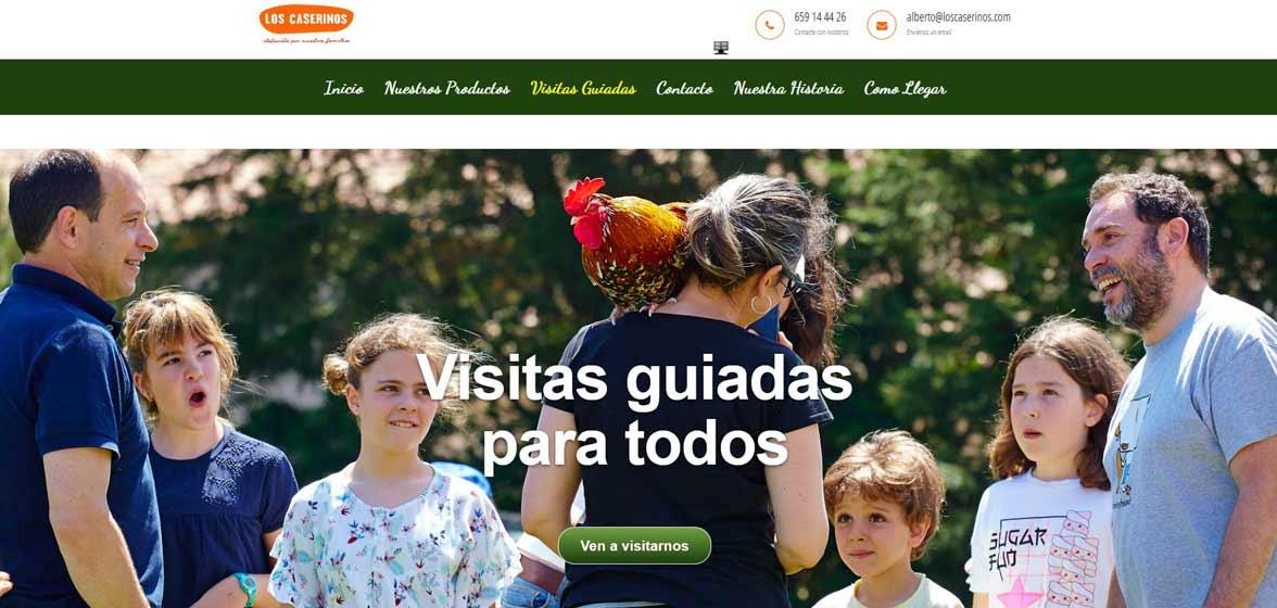Los Caserinos - Productos lácteos asturianos